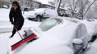 Season now third snowiest with latest storm