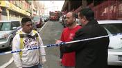 2 men rescue child from East Harlem explosion