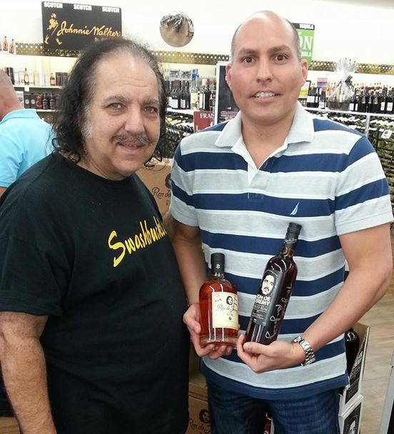Celeb-spotting around South Florida - Ron Jeremy in Fort Lauderdale