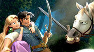 Movie review: 'Tangled'