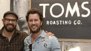 Maker of Toms shoes expands into coffee roasting