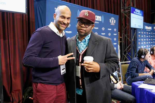 "Comedy Central has extended the fourth season of ""Key & Peele"" to 22 episodes plus two ""best of"" installments and given its creators a development deal for an animated series. Above, Keegan-Michael Key, left, and Jordan Peele."