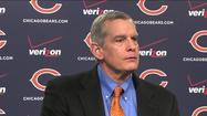 Bears' GM Phil Emery talks about holes in roster
