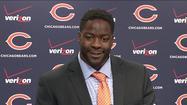 Video: Bears introduce Houston, Mundy