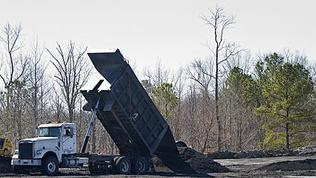 Video: Coal ash landfill