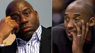 Kobe Bryant, Magic Johnson rip Lakers management