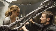 'Divergent' review: Star power comes to Chicago