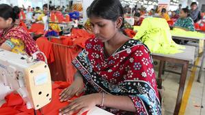 Bangladesh women find liberty in hard labor