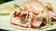 Easy dinner recipes: Three tempting fish taco ideas