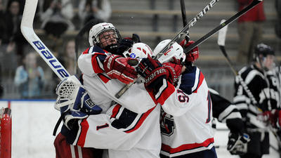 Div. I Hockey: Glastonbury Advances With Win Over Xavier