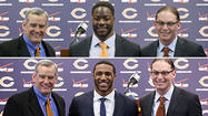 Photos: Bears introduce Lamarr Houston, Ryan Mundy