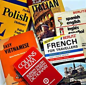 The gift of foreign-language learning