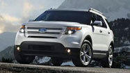 2011 Ford Explorer is a tech-heavy SUV more suited to on-road adventures