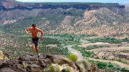 Trail running: Run away from life's problems and into a healthy body