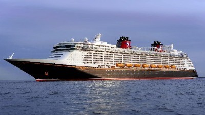 Disney Dream Disney Bets On Big New Cruise Ships The Disney - Cruise ship cost to build