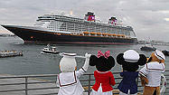 Pictures: Disney Dream arrives at Port Canaveral