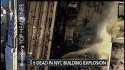 Six Dead in NYC Building Explosion