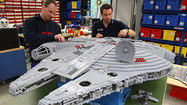 'Star Wars' universe set to invade Legoland California