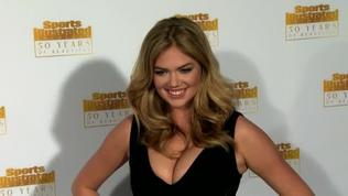Kate Upton is the new spokeswoman for Express
