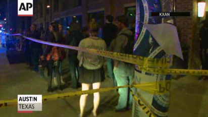 Video: Two dead at SXSW after car hits crowd
