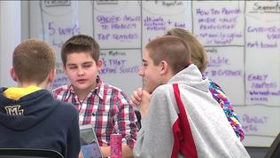 Video: Business incubator helps encourage entrepreneurs at Barrington HS