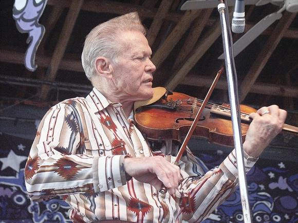Vassar Clements at the Suwannee Springfest