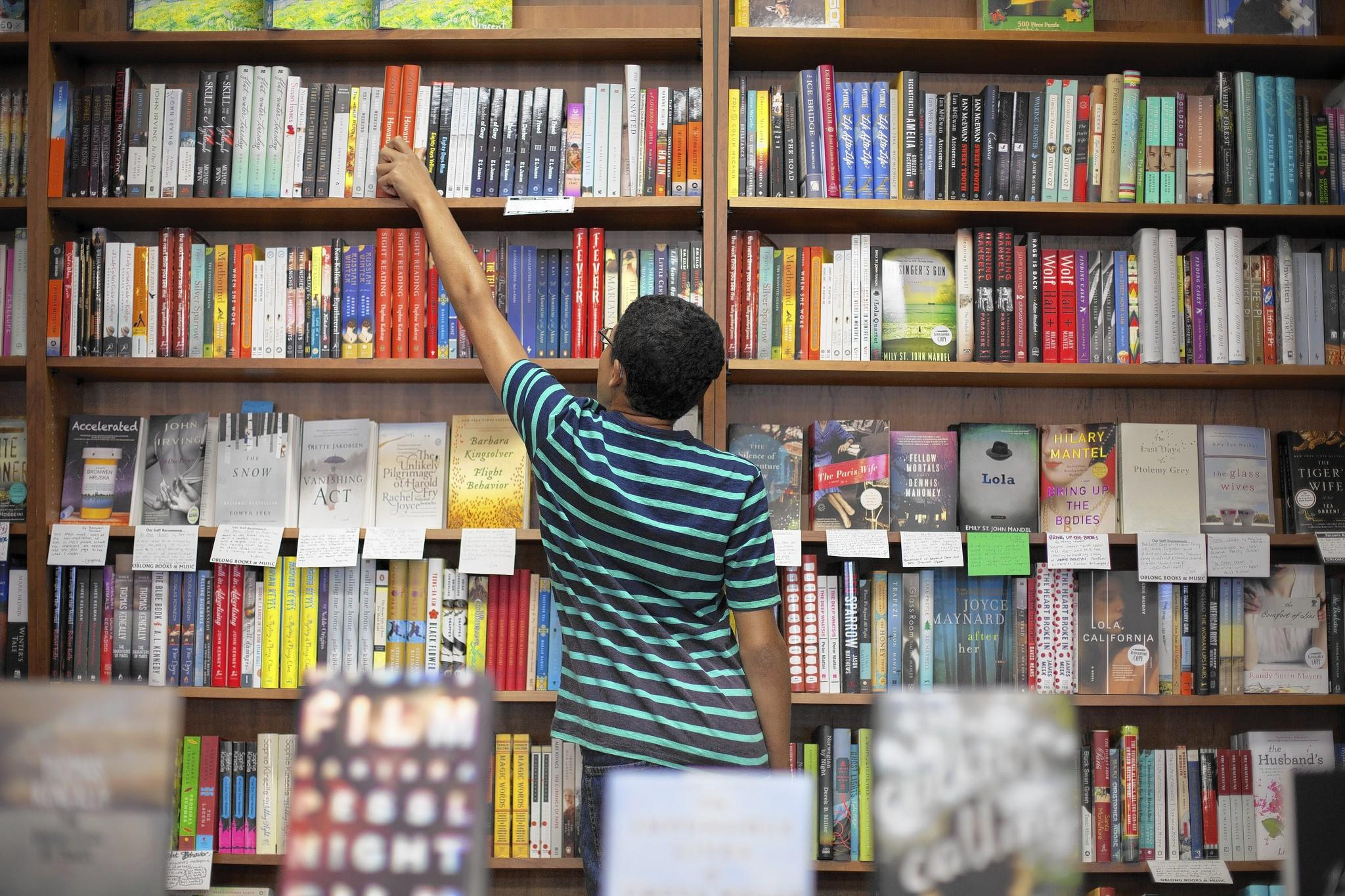 The Biblioracle believes that bookstores play an important role in today's culture.