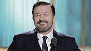 Golden Globes: Ricky Gervais gets back al