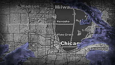 About 1,000 households without power in Tinley Park