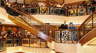 Cunard's old-school travel continues tradition on Queen Elizabeth