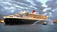 Photos: Cunard cruise ships