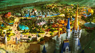 Concept art: Fantasyland makeover coming to Disney World in 2012