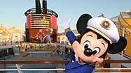 PICTURES: Disney Dream cruise ship christening