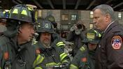 NYC Mayor Visits Harlem Blast Site