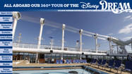 Orlando Sentinel special: Take a virtual tour of the new Disney Dream