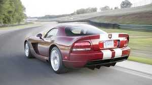 Dodge Viper rumbles into the sunset – for now