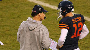 Any quarterback could be Josh McCown with this coach