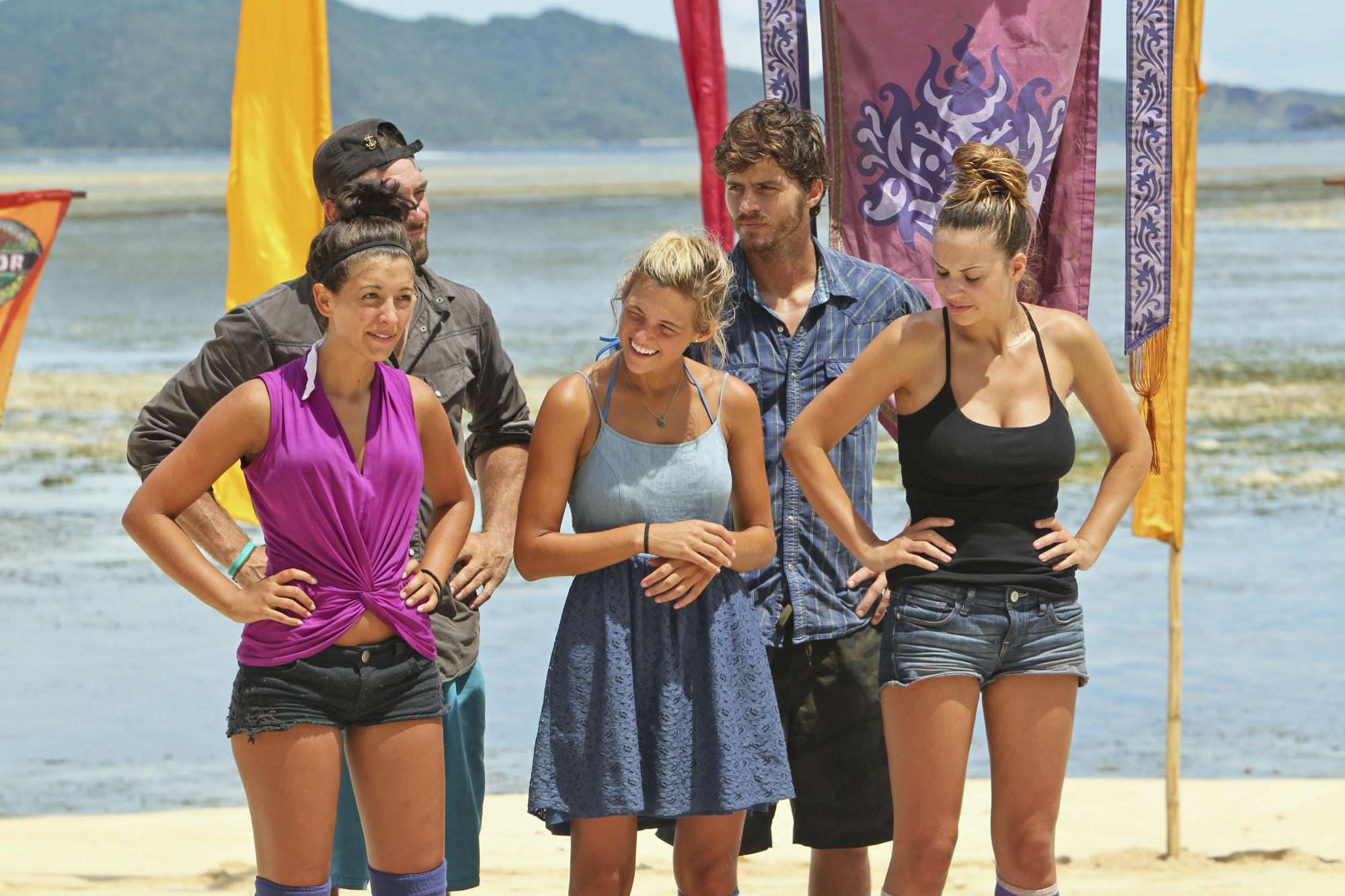 Celebrity <i>Survivor</I>? - CBS News - Breaking News ...