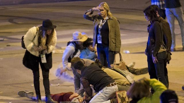 2 dead after suspected drunk driver plows into SXSW crowd