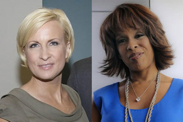 "Mika Brzezinski and Gayle King are the main speakers on May 16 at the ""Know Your Value"" Women's Conference."
