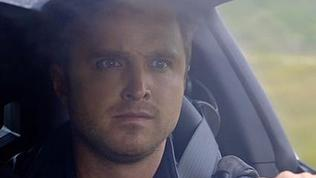 Video: Aaron Paul 'plays 'cool' more like serial 'killer""
