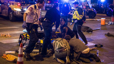 SXSW accident: Driver plows into crowd, killing 2