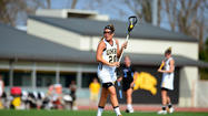 Q&A with UMBC women's lacrosse midfielder Alyssa Semones