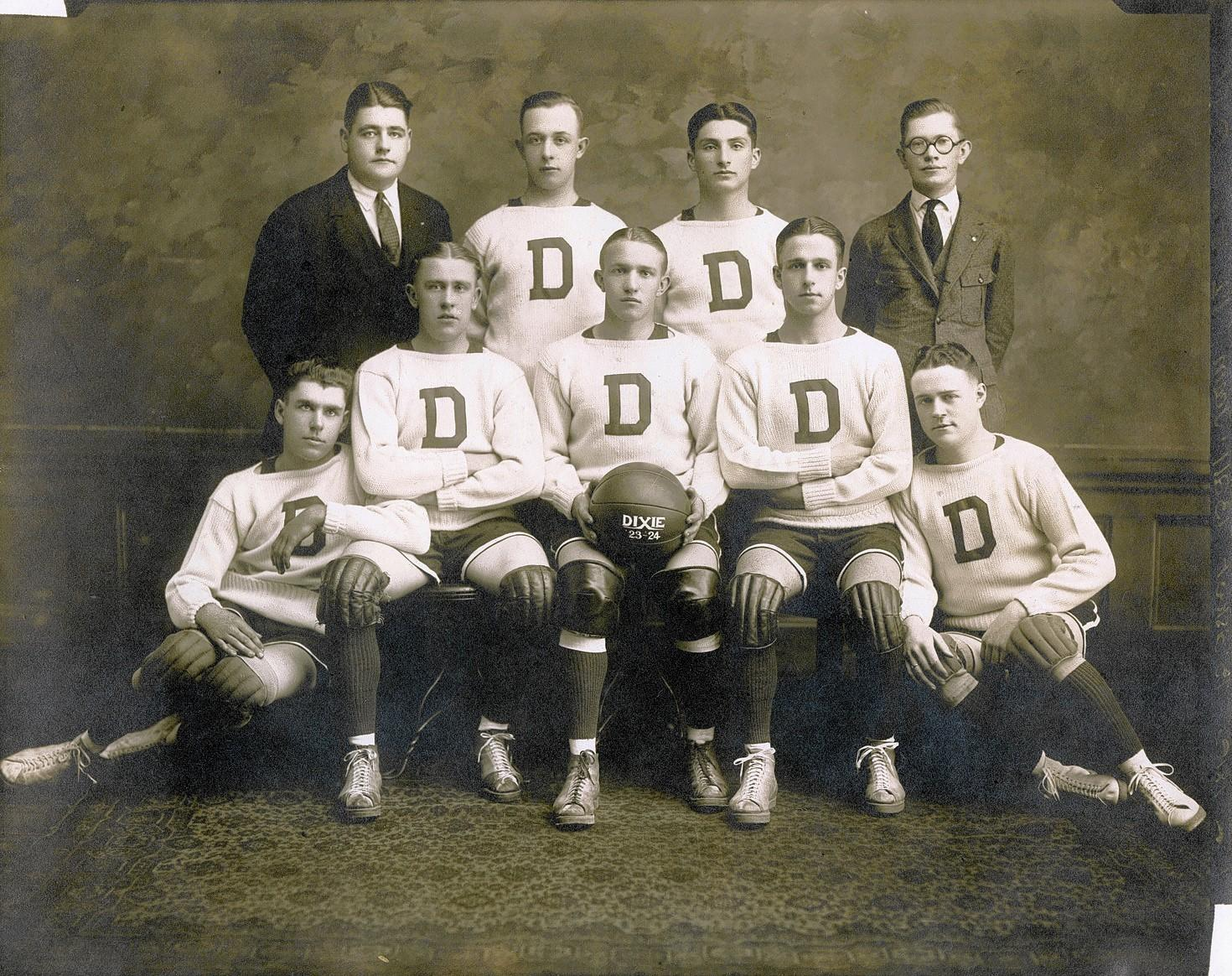 The Hartford Dixies, 1925.