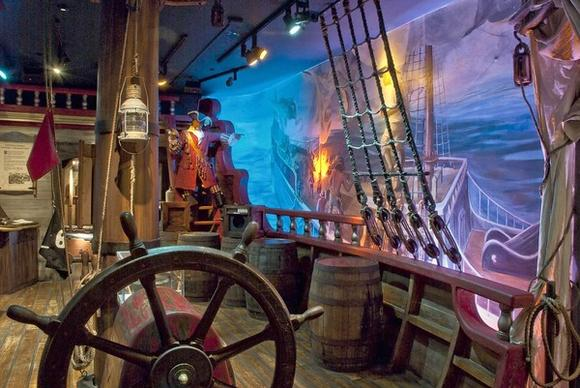 St. Augustine Pirate & Treasure Museum was