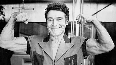 jack lalanne push up