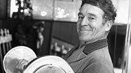 Jack LaLanne was a healthy showoff to the very end