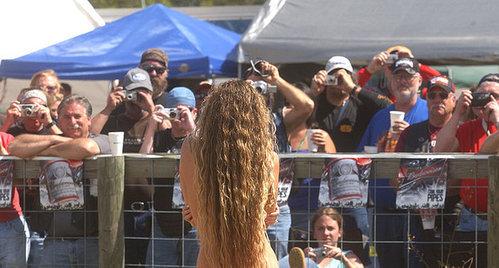 Coleslaw Wrestling At Bike Week Through The Years Orlando Sentinel