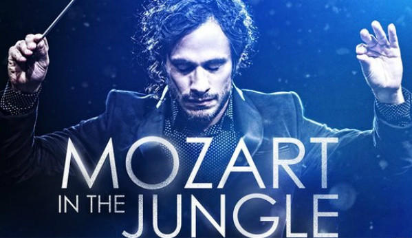 "Gael Garcia Bernal plays a young, charismatic conductor in Amazon's pilot episode of ""Mozart in the Jungle,"" which has been picked up as a full series."