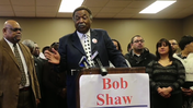 Video: Shaw to run for Chicago Mayor